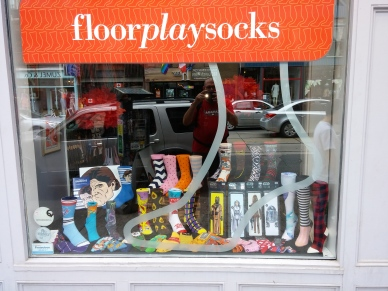 Shop de chaussettes