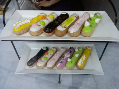 Pastry of Eclair